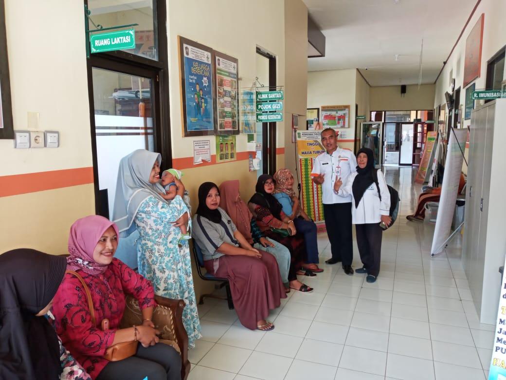 Pelayanan KB Wliayah Khusus/Terpencil Tingkat Kabupaten Di Kecamatan Randuagung